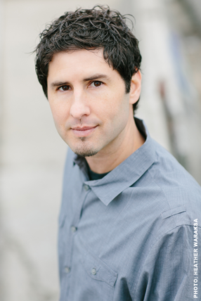Matt de la Pena photo by Heather Waraksa.