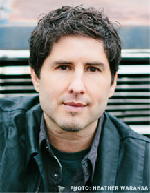 Matt de la Pena photo by Heather Waraksa